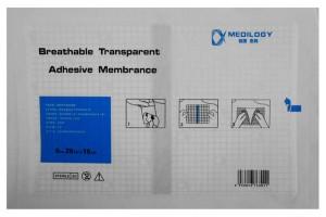 透明透气粘胶贴膜